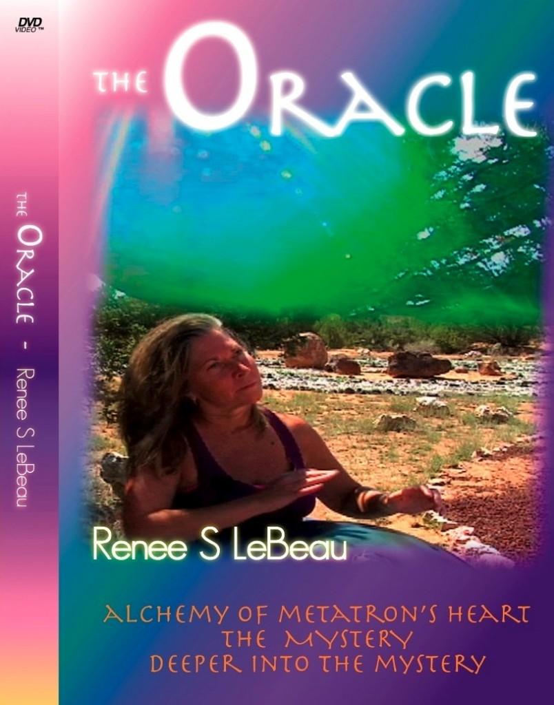 The Oracle DVD - Renee S Lebeau