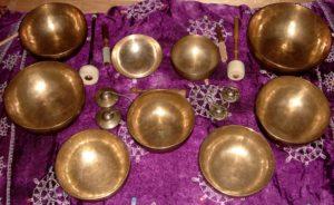 Tibetan Singing Bowls - Acoustic Alchemy